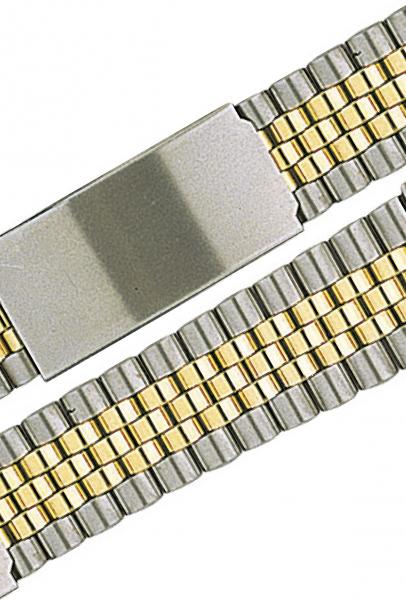 Stalux 20/18mm Edelstahl bicolor